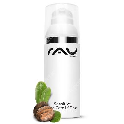 RAU Cosmetics Sensitive Sun Care Pielęgnacyjna emulsja ochronna na słońce z SPF 50 - 50 ml