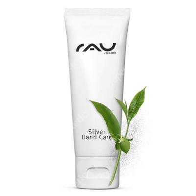 RAU Cosmetics Silver Hand Care Jedwabisty, ochronny krem do rąk z SPF 75 ml