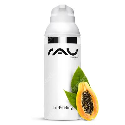 RAU Cosmetics Tri Peeling Peeling z papają i białą herbatą 50 ml