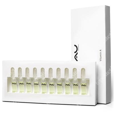 RAU Cosmetics Vitamin A Ampoules Ampułki z witaminąA 10x2 ml