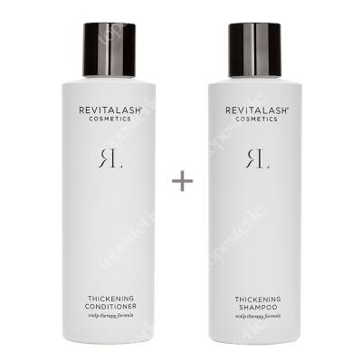 Revitalash Revitalash Regenesis ZESTAW Szampon pogrubiający 250 ml + Zagęszczająca odżywka 250 ml