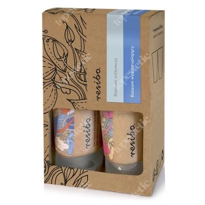 Resibo Body Friends Set ZESTAW Odżywczy balsam do ciała 200 ml + Specjalistyczny balsam wyszczuplający 200 ml