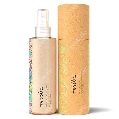 Resibo Micellar Cleansing Water Płyn micelarny delikatnie usuwa makijaż, mocno nawilża i odświeża skórę 150 ml