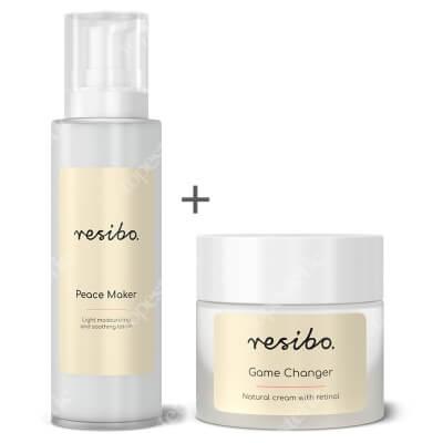 Resibo So Match Better ZESTAW Krem z retinolem 30 ml + Emulsja łagodząca 50ml