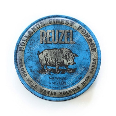 Reuzel Blue Strong Water Soluble Heavy Hold Pomada wodna 113 g