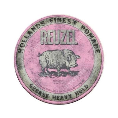 Reuzel Pink Grease Heavy Hold Pomada woskowa 113 g