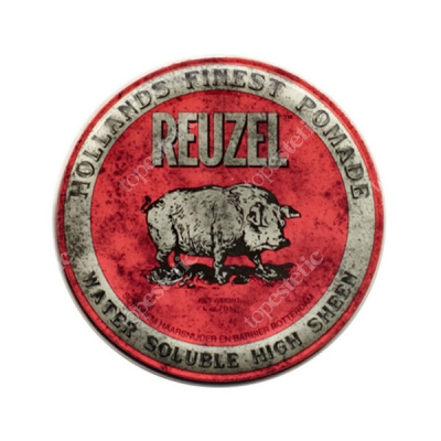 Reuzel Red Water Soluble High Sheen Pomada wodna 113 g