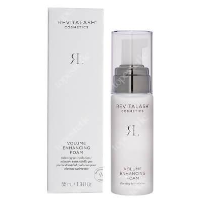 Revitalash RevitaLash Volume Enhancing Foam Odżywka stymulująca wzrost włosów 55 ml