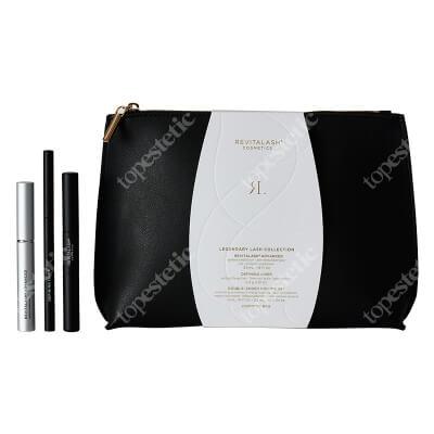 Revitalash Zestaw Wiosenny RevitaLash ®Legendary Lash Collection ZESTAW Odżywka stymulująca wzrost rzęs 3,5 ml + Tusz i podkład 2w1, 2x2,5 ml + Eyeliner 0,3 g