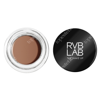 RVB LAB Make Up Cream Eyebrow Liner Water Resistant 21 Wodoodporna pomada do brwi (nr 21) 4 ml