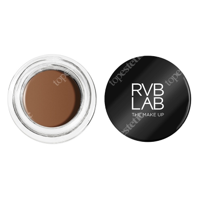 RVB LAB Make Up Cream Eyebrow Liner Water Resistant 22 Wodoodporna pomada do brwi (nr 22) 4 ml