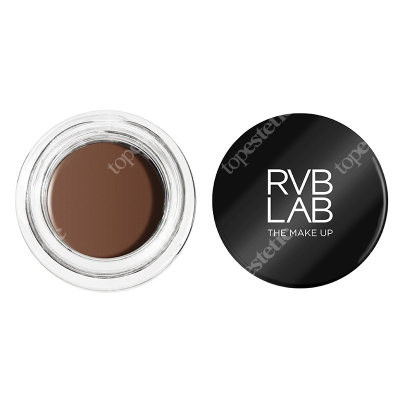 RVB LAB Make Up Cream Eyebrow Liner Water Resistant 23 Wodoodporna pomada do brwi (nr 23) 4 ml