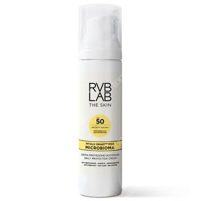 RVB LAB Make Up Daily Protection Cream Lekki pre-biotyczny krem ochronny SPF 50 50 ml
