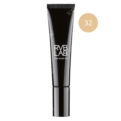 RVB LAB Make Up Illuminating Light Foundation 32 Lekki podkład rozświetlający (nr 32) 30 ml
