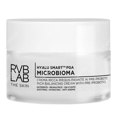RVB LAB Make Up Rich Balancing Cream With Pre-Probiotics Bogaty krem z pre-biotykami 50 ml