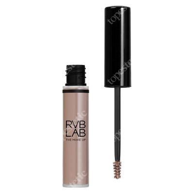 RVB LAB Make Up Volumizing Eyebrow Fixer 801 Koloryzujący utrwalacz do brwi (nr 801) 4,5 ml