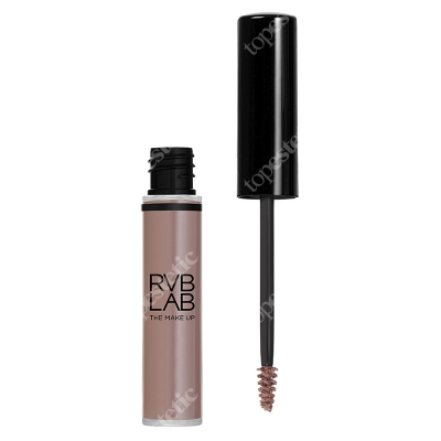RVB LAB Make Up Volumizing Eyebrow Fixer 802 Koloryzujący utrwalacz do brwi (nr 802) 4,5 ml