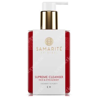 Samarite Supreme Cleanser Prebiotyczny żel dla oczyszczenia twarzy i ciała 300 ml
