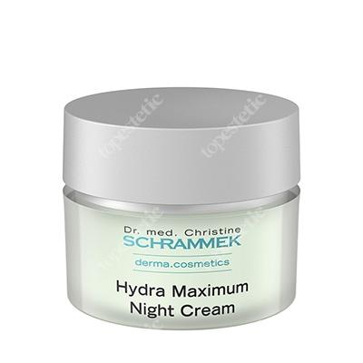 Schrammek Hydra Maximum Night Cream Intensywnie nawilżający krem na noc 50 ml