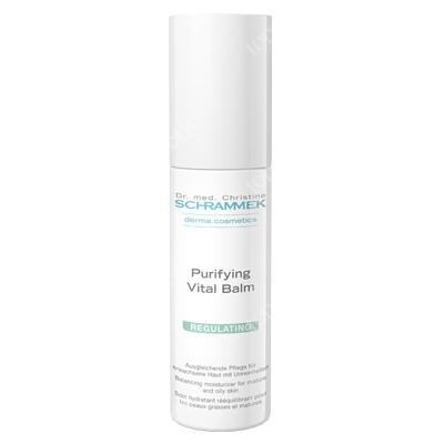 Schrammek Purifying Vital Balm Delikatny balsam do skóry zanieczyszczonej i dojrzałej 40 ml