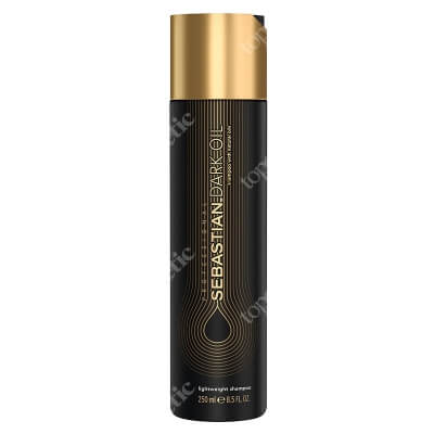 Sebastian Professional Dark Oil Lightweight Shampoo Lekki szampon z dodatkiem specjalnej mieszanki olejków 250 ml
