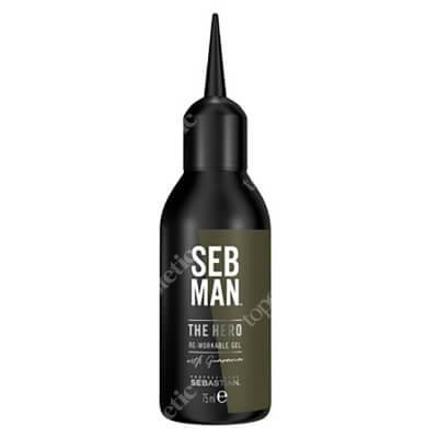 Sebastian Professional The Hero Płynny żel do stylizacji włosów 75 ml