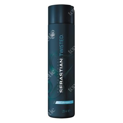 Sebastian Professional Twisted Elastic Cleanser - Shampoo Szampon do włosów kręconych 250 ml