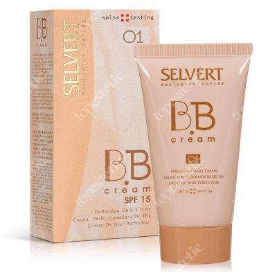 Selvert Thermal BB Cream 01 Krem BB jasny 50 ml