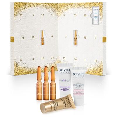 Selvert Thermal Beauty Suprises ZESTAW Ampułki 16 x 2 ml + Kremy 8 x 5 ml