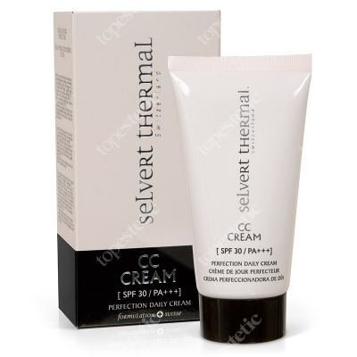 Selvert Thermal CC Cream SPF 30 Krem CC 50 ml
