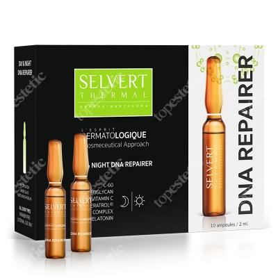 Selvert Thermal Day & Night Dna Repairer Naprawa DNA komórek w dzień i nocą (ampułki) 10x2 ml