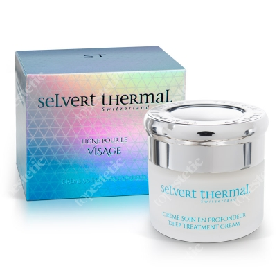 Selvert Thermal Deep Treatment Cream Krem głęboko odżywczy 50 ml