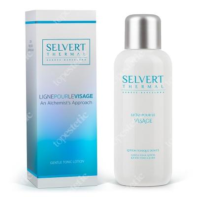 Selvert Thermal Gentle Tonic Lotion Łagodny tonik do skóry wrażliwej lub suchej 200 ml