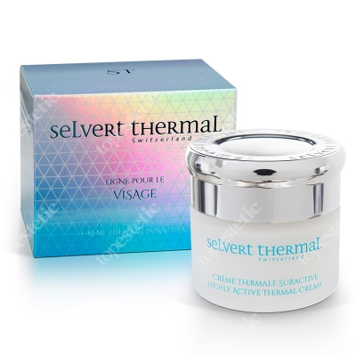 Selvert Thermal Highly Active Thermal Cream Aktywny krem termalny 50 ml