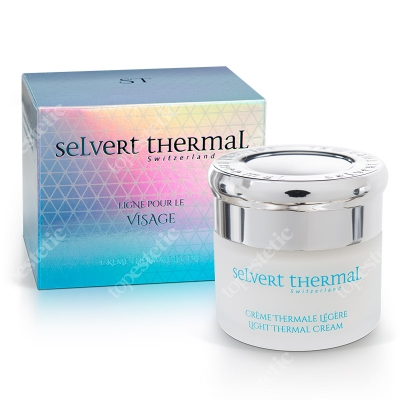 Selvert Thermal Light Thermal Cream Lekki krem termalny 50 ml