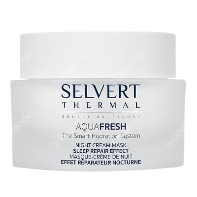 Selvert Thermal Night Cream Mask Naprawcza maska - krem na noc 50 ml
