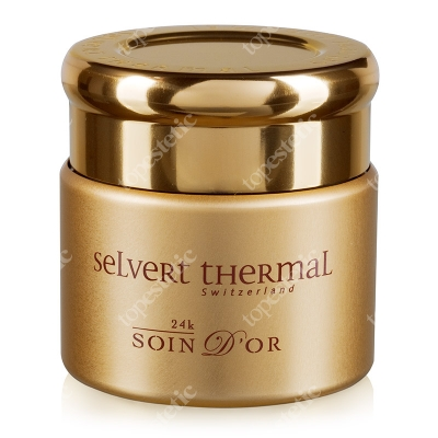 Selvert Thermal Pure Golden Cream 24 K Krem z czystym złotem 50 ml