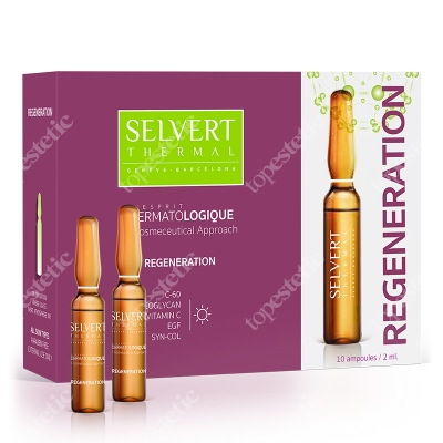 Selvert Thermal Regeneration Koncentrat regeneracja (ampułki) 10x2 ml