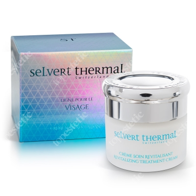 Selvert Thermal Revitalising Treatment Cream Krem rewitalizujący 50 ml