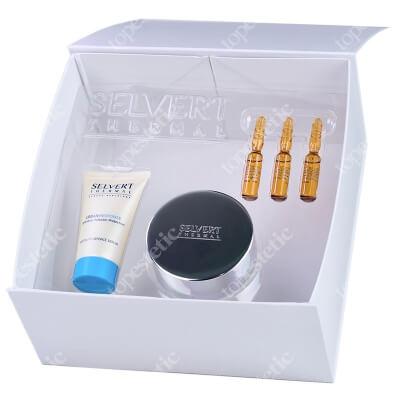 Selvert Thermal Urban Response Coffret 2019 ZESTAW Ampułki 3x2 ml + Serum 30 ml + Krem 50 ml