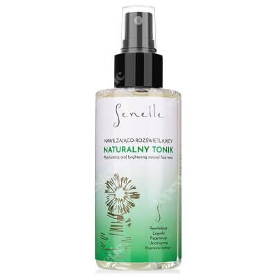 Senelle Moisturizing and Brightening Natural Face Tonic Nawilżająco - rozświetlający naturalny tonik do twarzy 150 ml