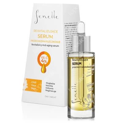 Senelle Revitalizing Anti Aging Serum Rewitalizujące serum olejowe do twarzy 30 ml
