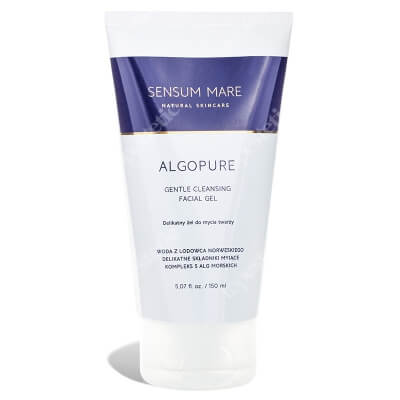 Sensum Mare AlgoPure Gentle Cleansing Facial Gel Żel do mycia twarzy 150 ml