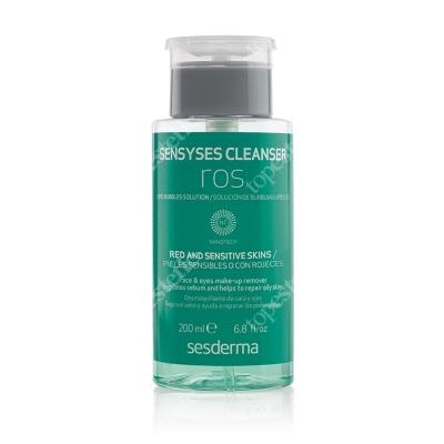 Sesderma Sensyses Cleanser Ros Płyn oczyszczający do skóry wrażliwej i zaczerwienionej 200 ml