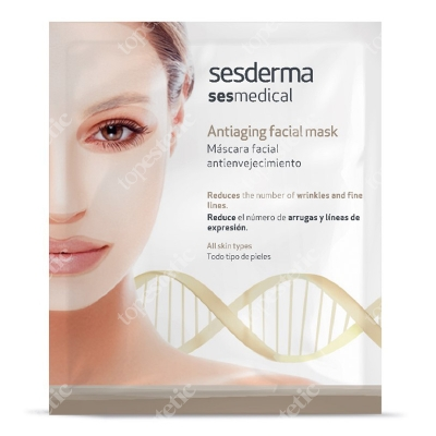 Sesderma Sesmedical Antiaging Facial Mask Maska przeciwstarzeniowa 1 szt.