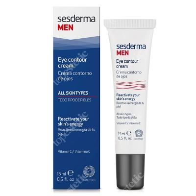Sesderma Eye Contour Cream Men Krem pod oczy dla mężczyzn 15 ml