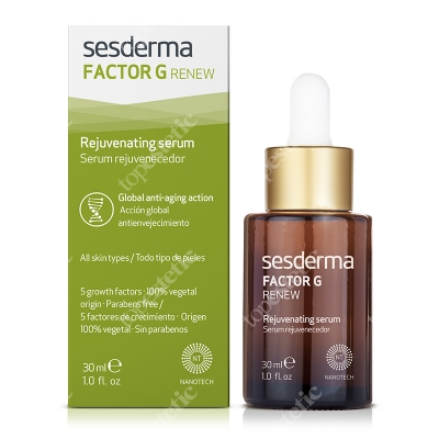 Sesderma Factor G - Rejuvenating Serum Serum z pęcherzykami lipidowymi 30 ml
