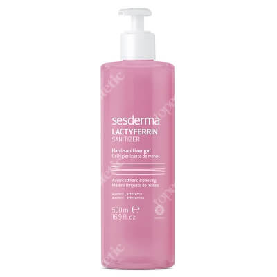 Sesderma Lactyferrin Hand Sanitizer Gel Żel do dezynfekcji rąk 500 ml