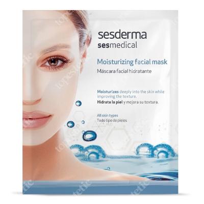 Sesderma Sesmedical Moisturizing Facial Mask Maska nawilżająca 1 szt.