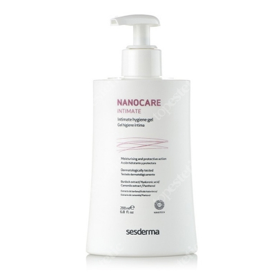 Sesderma Nanocare Intimate Żel do higieny intymnej 200 ml